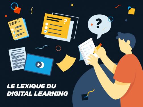 Illu Blog lexique Digital Learning